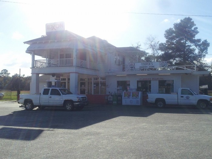 14. Cooper's County Store, Salters, SC