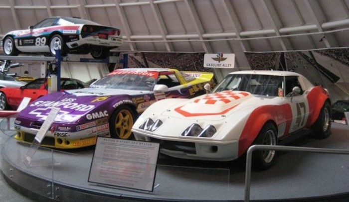6. National Corvette Museum in Bowling Green