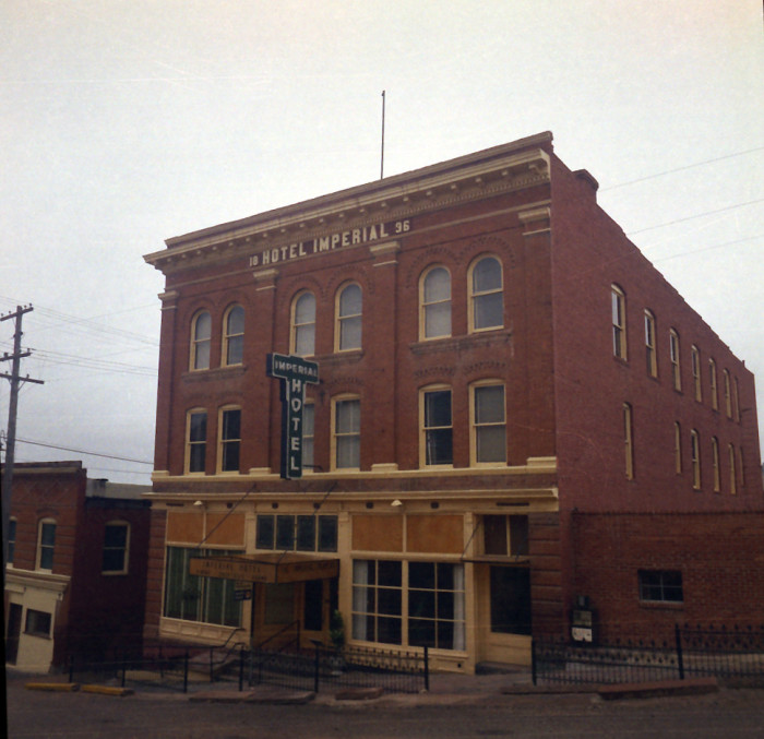 6.) Imperial Hotel (Cripple Creek)