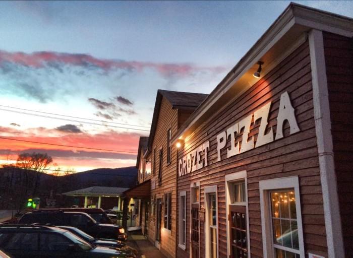 4. Crozet Pizza, Crozet and Charlottesville