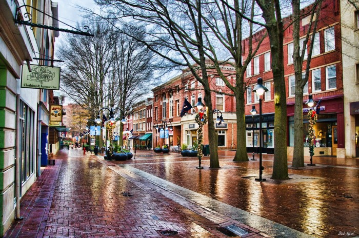 Best Overall Town Charlottesville