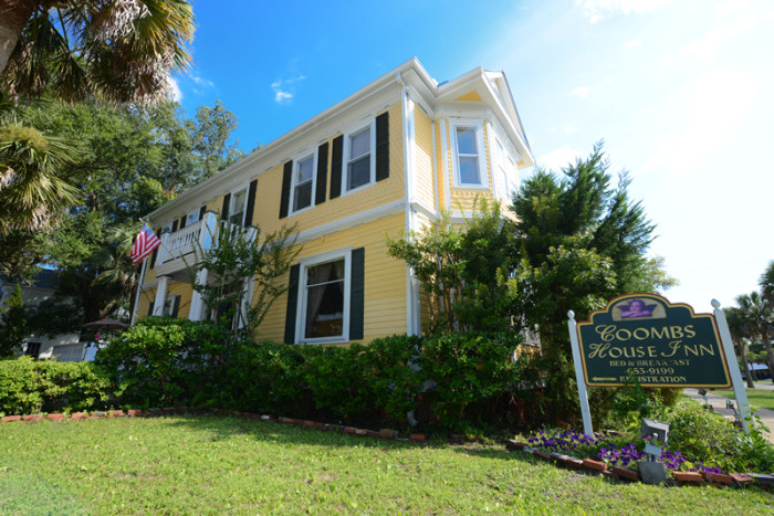 13. Coombs House Inn Bed and Breakfast