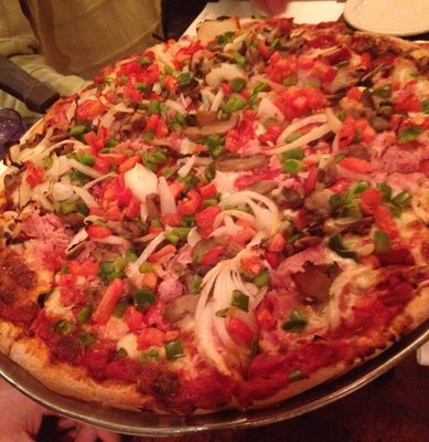 12) DeLuca's Restaurant and PIzzeria, Lansing