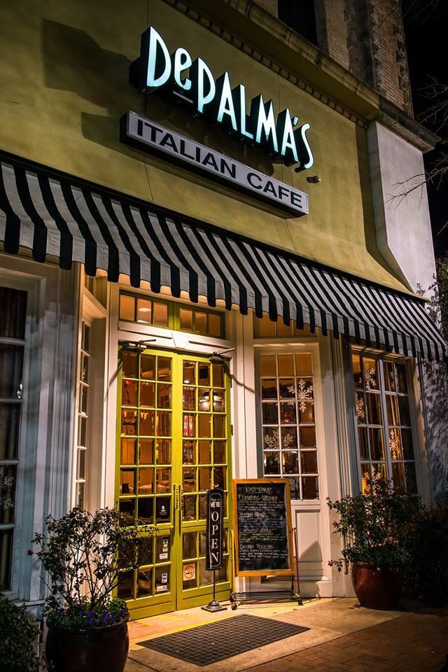 Depalma S Italian Cafe Tuscaloosa Al