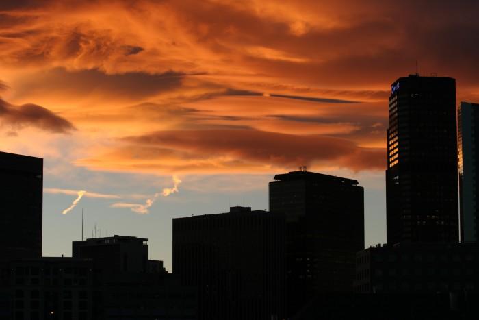 10.) Denver