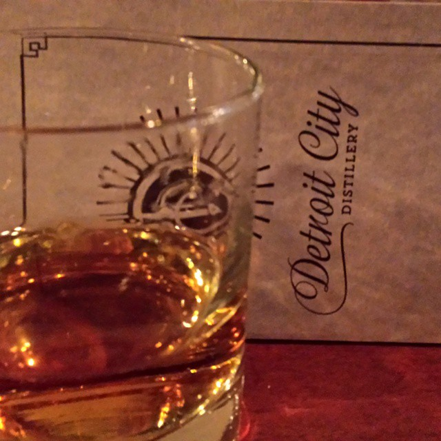 12) And Detroit City Distillery