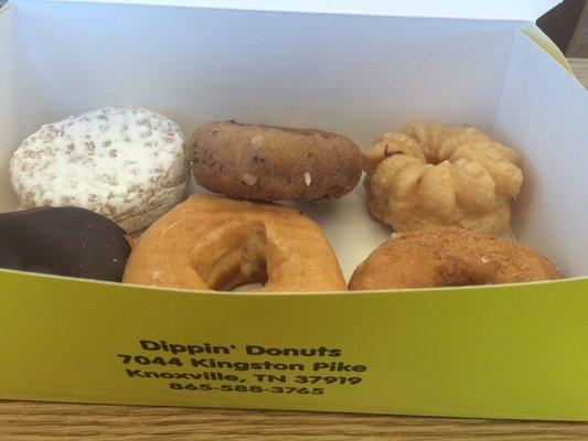 6) Dippin' Donuts - Knoxville