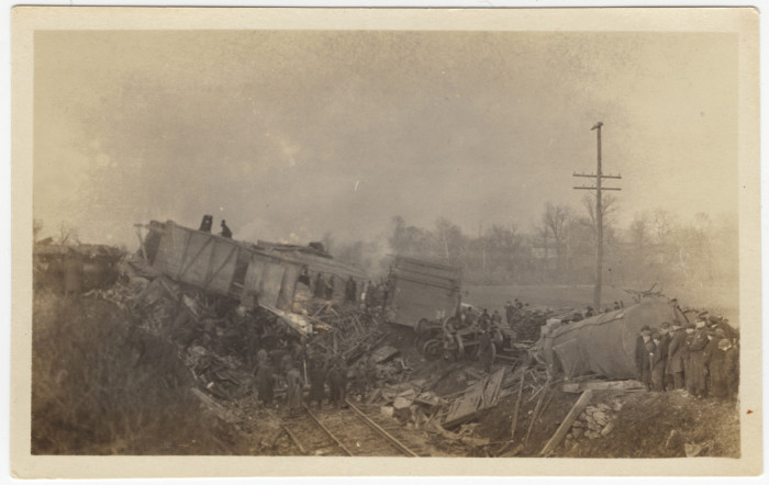 3) Wreck of the Dixie Flyer