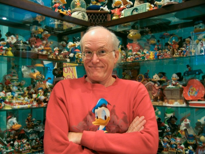 7. Don Rosa was born in Louisville in 1951 and became the renowned Donald Duck illustrator for Walt Disney. He still travels the world sharing his duck creations.