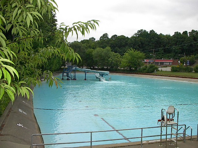 7. Go To Your Community Pool