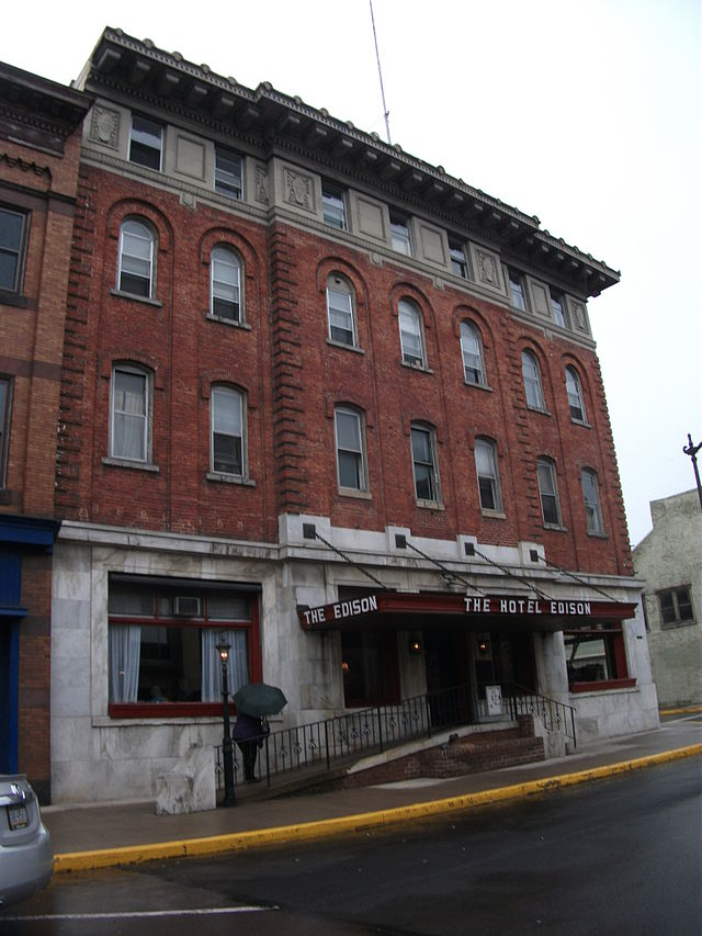 Here are the 10 most haunted places in pennsylvania for Pennsylvania hotel new york haunted