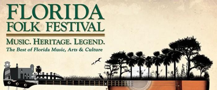 1. Florida Folk Festival in White Springs, FL