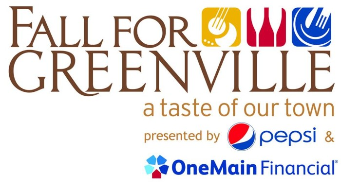 10. Fall For Greenville - Held in Greenville, SC  from October 9-11th. It's the largest food and music festival held in the Upstate. Let the food and music carry you away for an entire weekend.