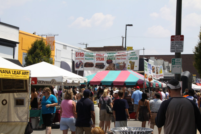 7. Fairs and Festivals, Statewide
