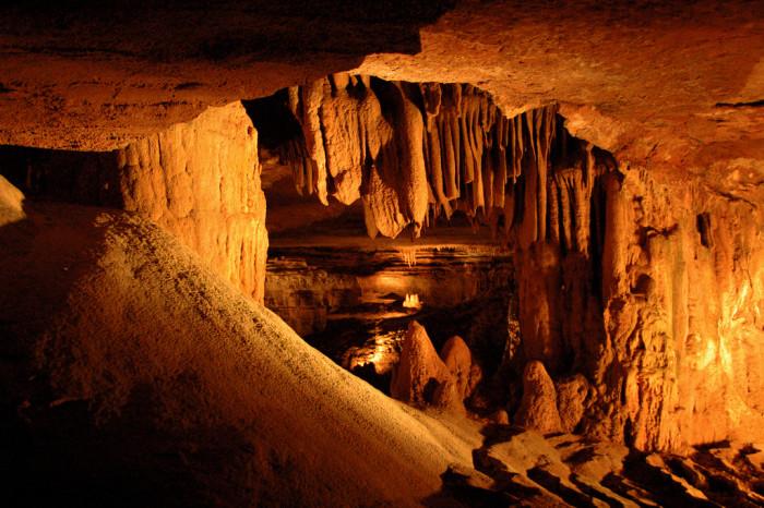 7) Forbidden Caverns  - Sevierville