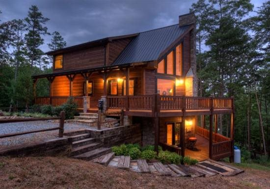 14 Mountain Cabins Amp Tree Houses In Georgia You Won T Believe