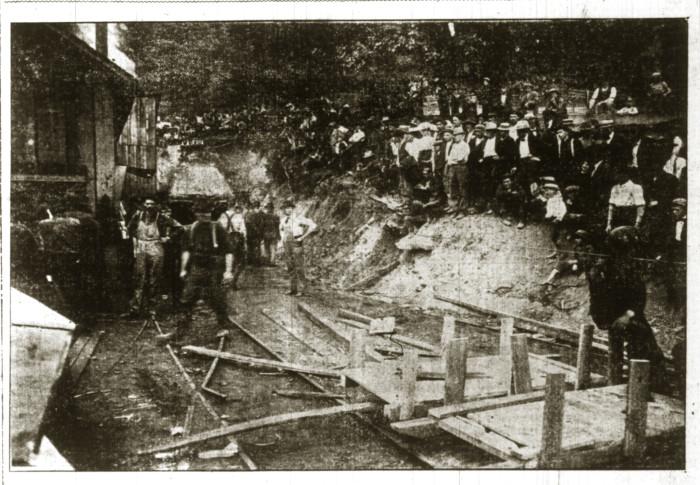 1) Fraterville Mine Disaster