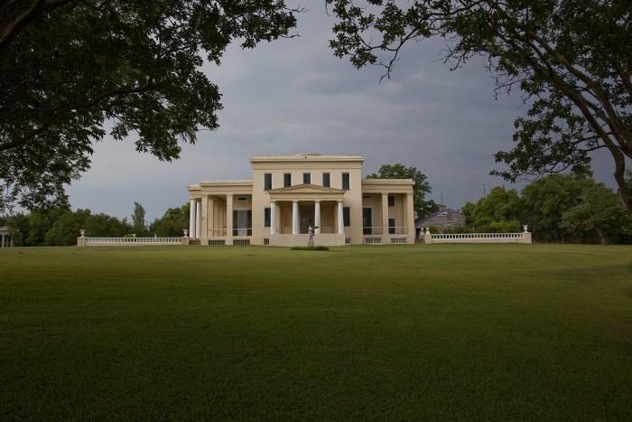 8. Gaineswood Plantation Home