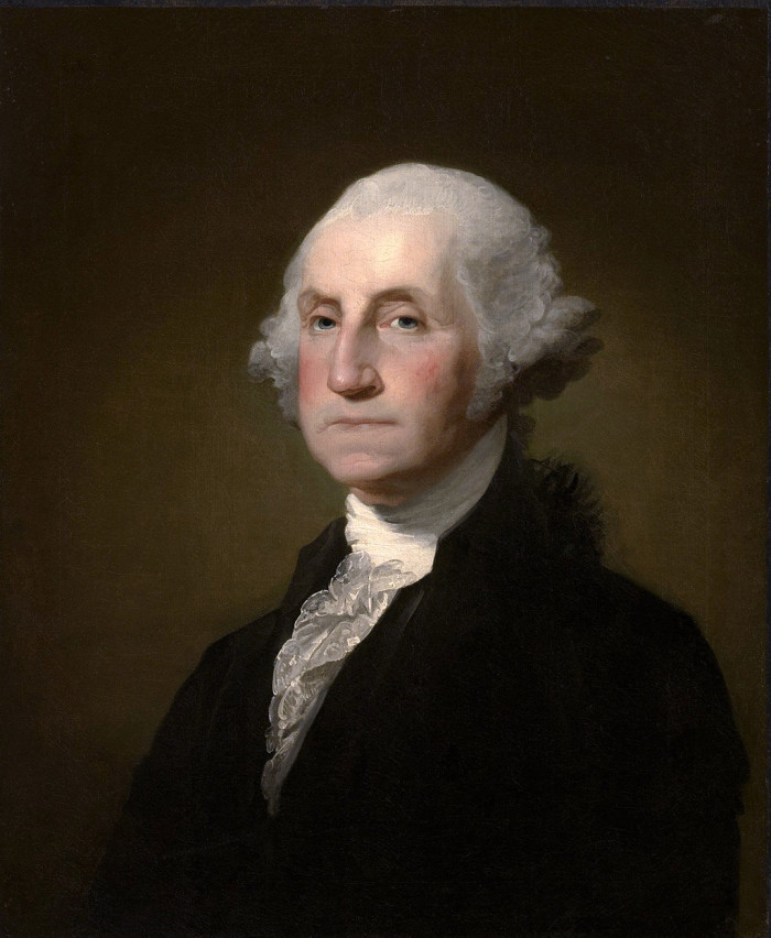 6. George Washington: An Officer and a President