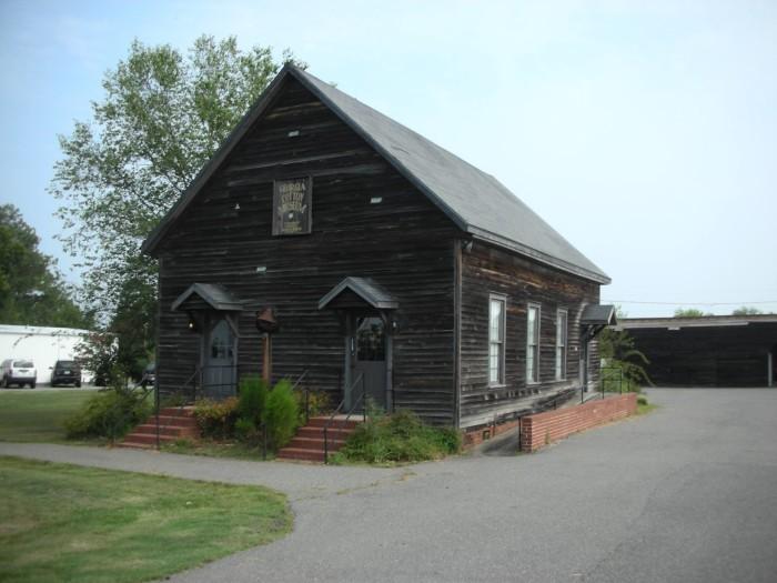 6. Georgia State Cotton Museum