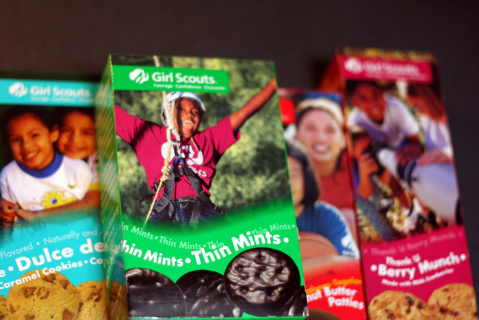 7. Mom Embezzles 10K in Girl Scout Cookie Funds and Uses Some for Senior Dating Service