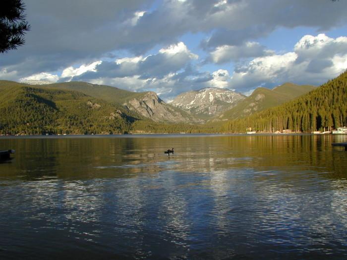 4) Grand Lake