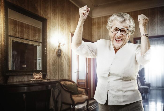 10. Gun Toting Grandma Thwarts Robbers in Shoot-Out