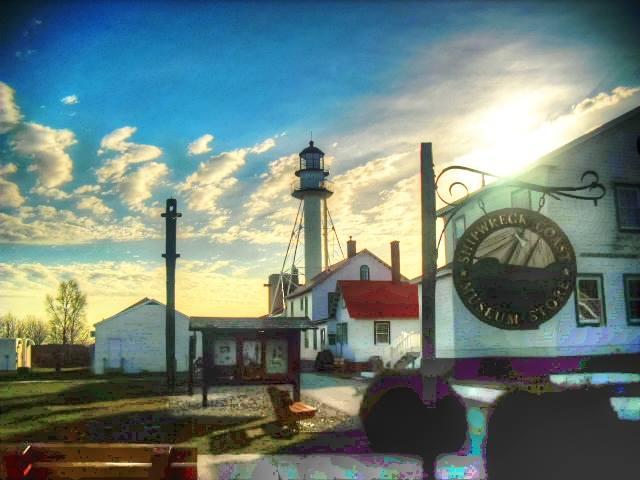 1) Great Lakes Shipwreck Museum, Paradise