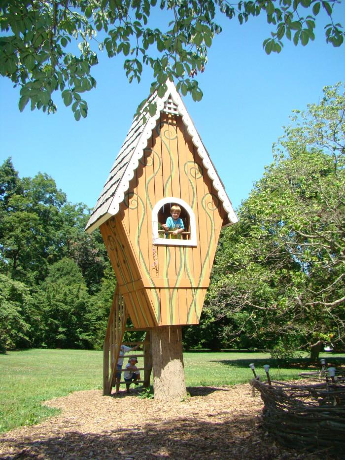 9. Cape May Birdhouse, Tyler Arboretum, Philadelphia