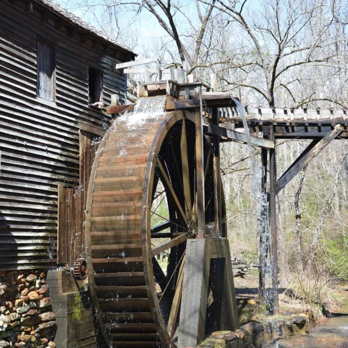 13. Hagood Mill, Pickens, SC