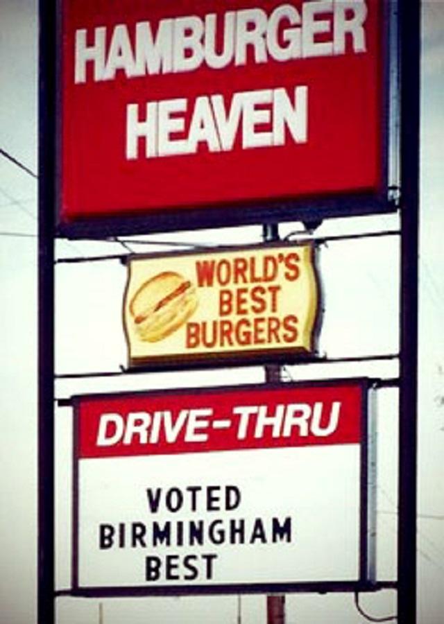 2. Hamburger Heaven