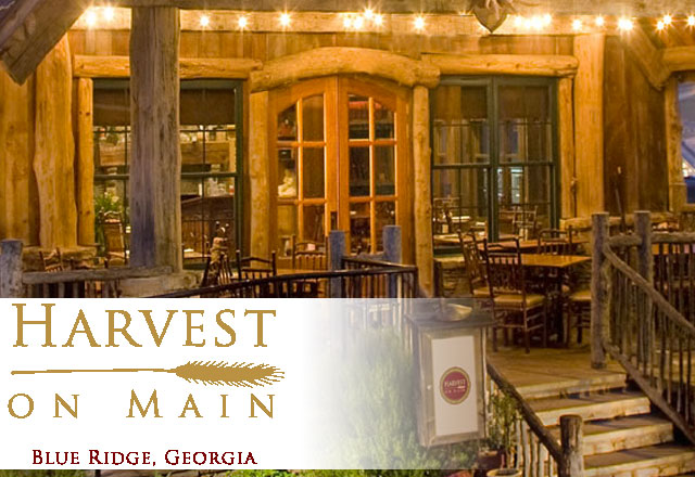 Harvest on Main- Blue Ridge Mountain Mall, 576 E Main St, Blue Ridge, GA 30513