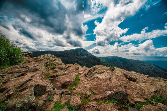 Go hiking – grab your backpack and a picnic and explore world-class trails like Old Rag, Jones Run Falls, or Hawksbill.