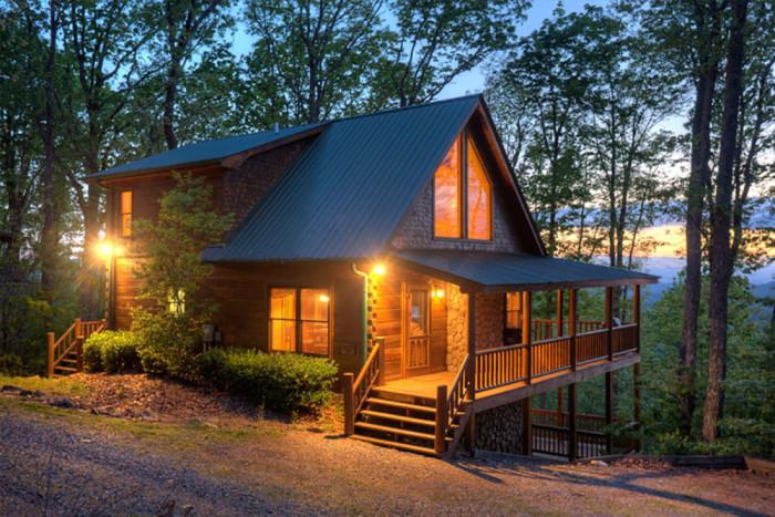 Heaven's View Cabin