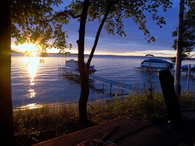 19) Or Higgins Lake