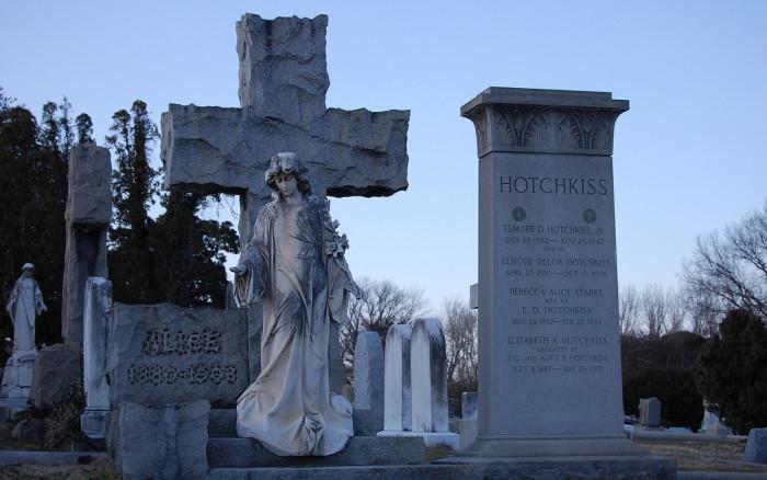 4. Hollywood Cemetery, Richmond