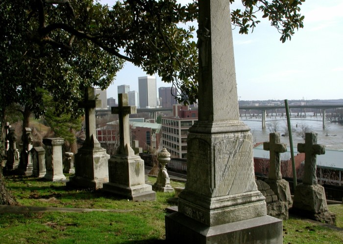 Take a Memorial Day Walking Tour through Hollywood Cemetery – the burial place of 2 presidents and countless Civil War greats and other military veterans.