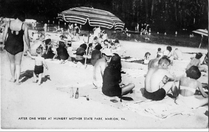 8, Hungry Mother State Park, Marion, date unknown