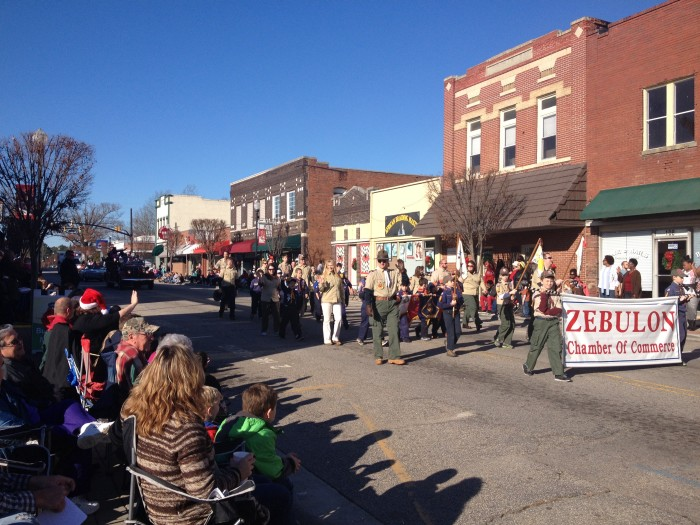 9. Zebulon, Wake County