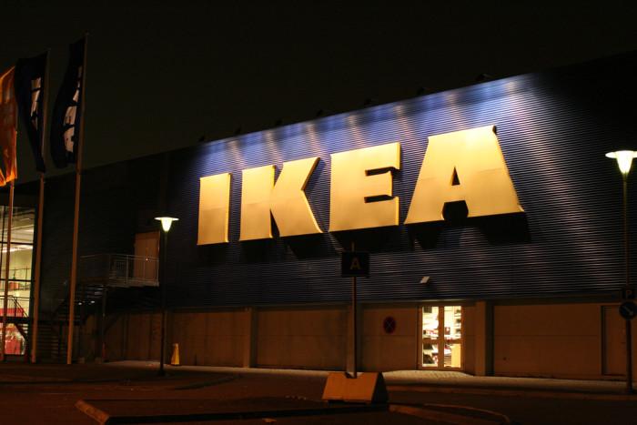 7) An Ikea closer to EVERYONE than Memphis.