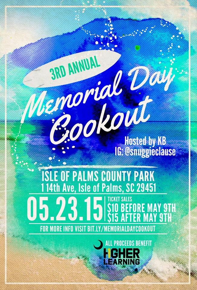 5. 3rd Annual Memorial Day Cookout