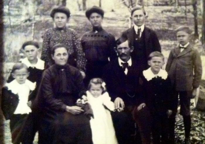J.K. Hughes Family
