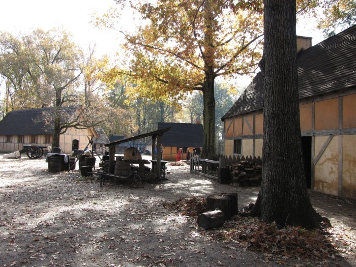 1.The Historic Triangle – Jamestown, Colonial Williamsburg and Yorktown