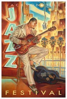 3. Jacksonville Jazz Festival