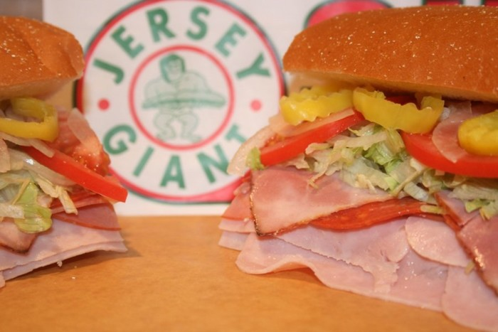 9) Jersey Giant Subs, Grand Rapids