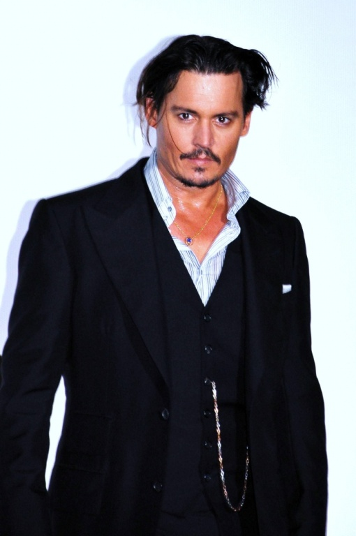 6. Johnny Depp, born in Owensboro in 1963, is one of the most celebrated actors of our time.