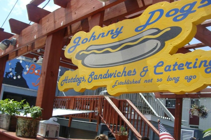 8) Johnny Dogs, Munising