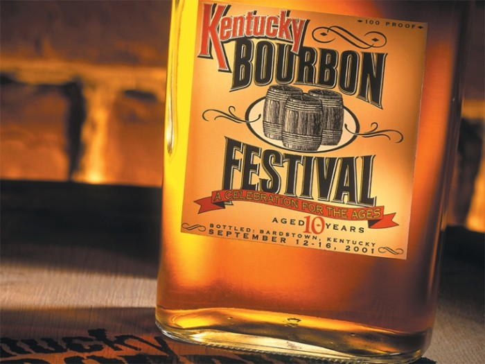 4. An entire week dedicated to the drinking, celebrating and overall love of Kentucky bourbons.