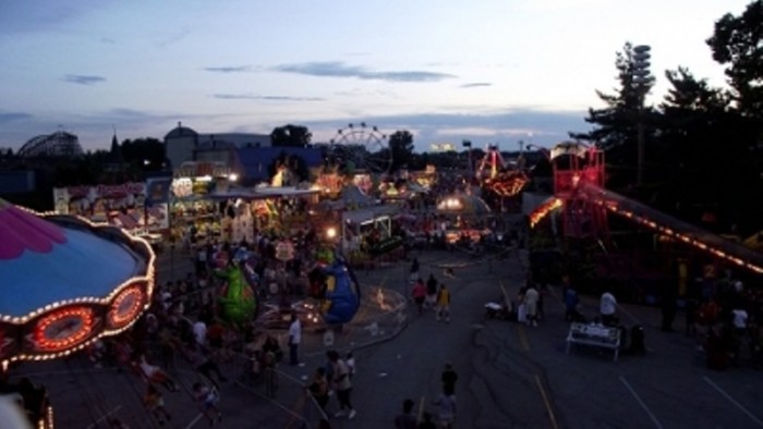 11. The Kentucky State Fair has some of the best fair food and most entertaining shows in the state.
