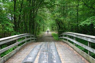 8) Kal-Haven Trail, South Haven